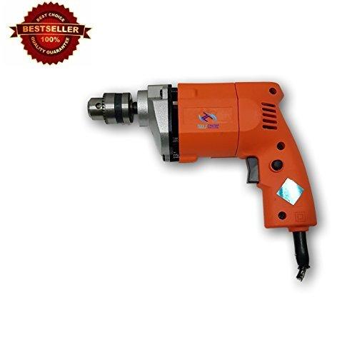 TOOLSCENTRE TC-10A Plastic 300 W Drill Machine Kit, Blue