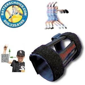 Throwmax Flexible Elbow Brace (Medium Right Arm) by Throwmax