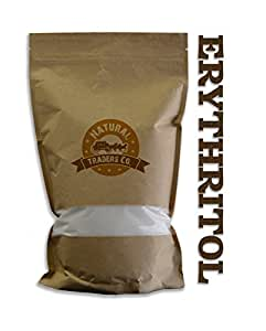 5 Pounds - NON GMO Erythritol, USA made, Gluten Free, 100% Natural, KOSHER certified