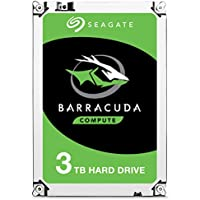 Seagate Barracuda ST3000DM007 3 TB 3.5 Internal Hard Drive - SATA