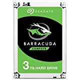 Seagate Barracuda ST3000DM007 3 TB 3.5'' Internal Hard Drive - SATA