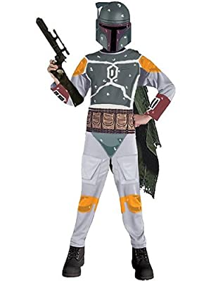 Boba Fett Standard Child S
