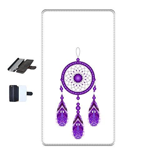 Housse Apple Iphone 7+ - Attrapeur de rêves violet