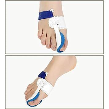 Amazon.com: MagiDeal 1 Pair Big Toe Bunion Straighteners Night Splint Hallux Valgus Pad CorrectorsPain Relief: Health & Personal Care