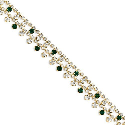 Inspired Silver Jacqueline Kennedy Collection 18k Gold for sale  Delivered anywhere in Canada