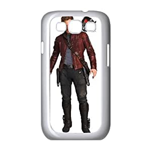 Samsung Galaxy S3 9300 Cell Phone Case White Star Lord Phone Case Cover Protective 3D XPDSUNTR33840