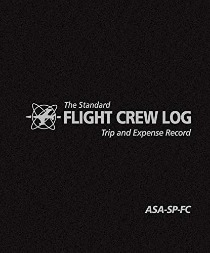 The Standard Flight Crew Log: Trip and Expense Record