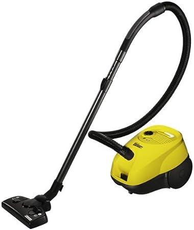 Kärcher VC 5200 - Aspirador, 1800 W, 370 W, 3.3 l, 4800 g, color negro y amarillo: Amazon.es: Hogar