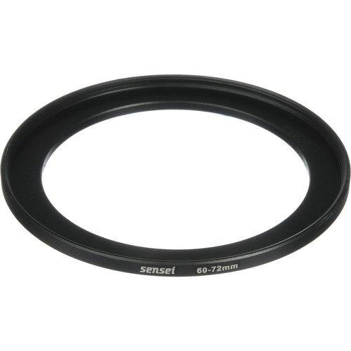 Sensei 60mm Lens to 72mm Filter Step-Up Ring by Sensei