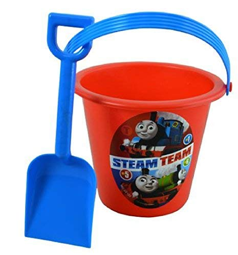 Licensed Thomas The Train Thomas The Train Sand Bucket and Shovel