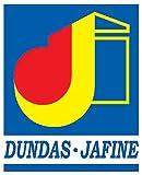 Dundas Jafine EZFXZW Vent Cap Replacement Gasket