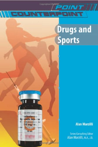 Drugs and Sports (Point/Counterpoint (Chelsea Hardcover))