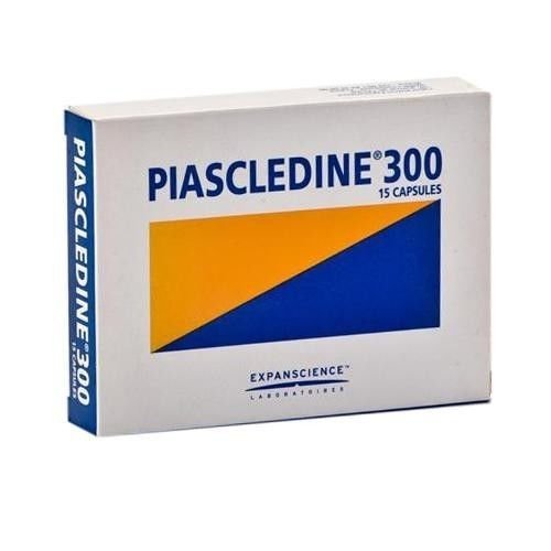 Piascledine 300 30 Caps Original Anti-rheumatic Osteoarthritis Joints by Piascledine