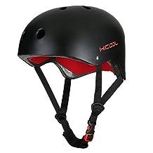 Ski Helmet, Hicool Unisex Adult Snow Snowboard Ski Bike Sports Helmet (Black, L) (View amazon detail page)