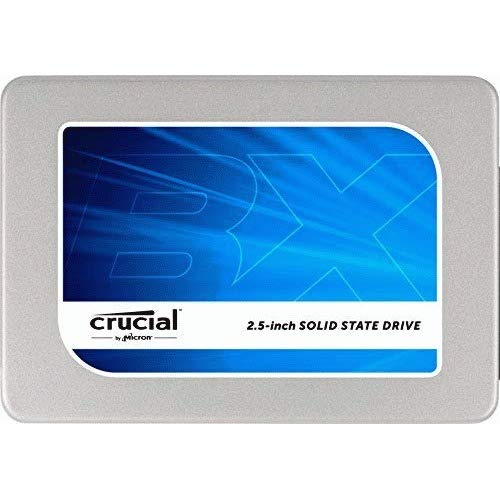 ((OLD MODEL) Crucial BX200 480GB SATA 2.5 Inch Internal Solid State Drive - CT480BX200SSD1 )