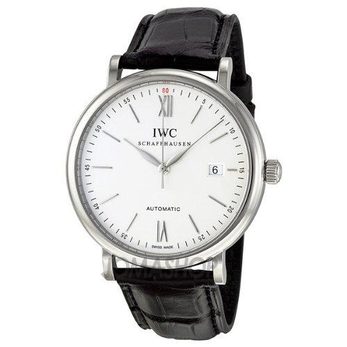 iwc-portofino-silver-dial-black-leather-strap-automatic-mens-watch-3565-01