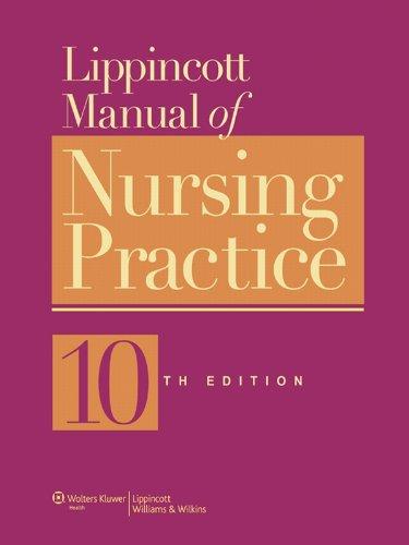 Lippincott Manual of Nursing Practice Pdf