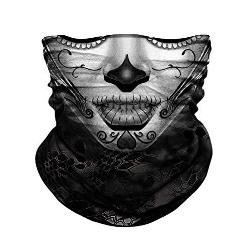 Seamless Bandana Protection Motorcycle Headbands product image