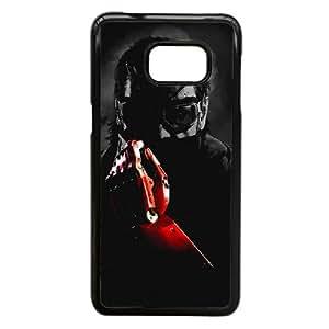Metal Gear Solid V El dolor fantasma P1S49G8IZ funda Samsung Galaxy Note caso funda Edge 5 L114PY negro