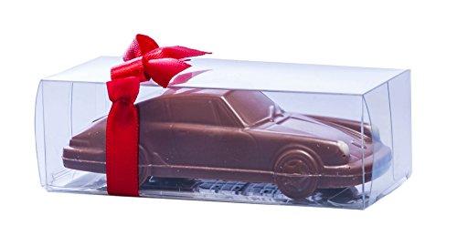 Heilemann Confiserie Porsche 911 mini 50 g Edelvollmilch Schokolade