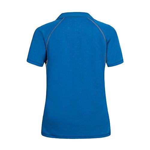 Moheen women 39 s moisture wicking button stretch pique polo for Moisture wicking button down shirts