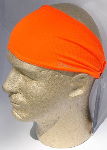 Schampa Doo-z Cool Skin Head Wear Wrap Neon Orange for sale  Delivered anywhere in USA