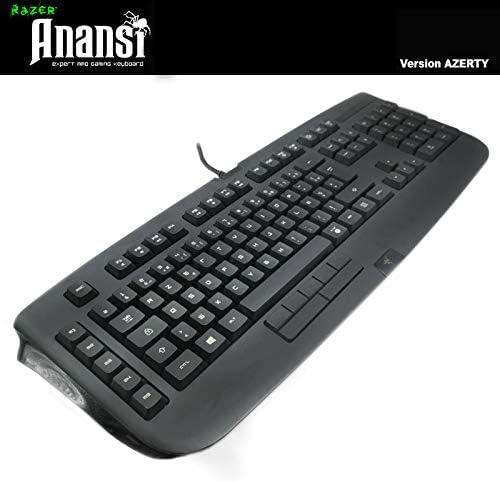 Teclado PC Razer ANANSI Expert MMO Gaming RZ03-0055 AZERTY RGB: Amazon.es: Informática