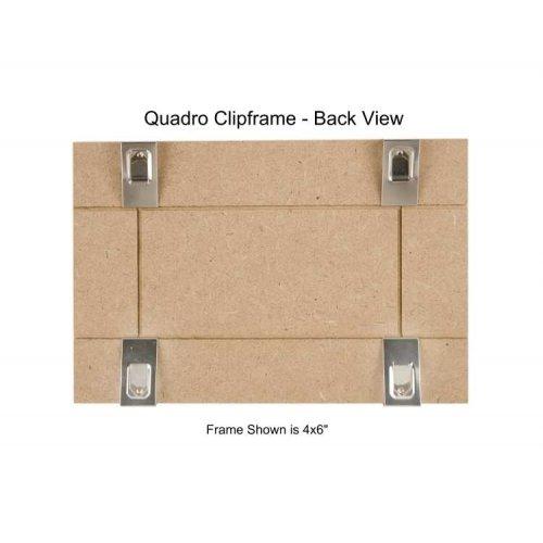Amazoncom Quadro Clip Frame 9x12 Inch Borderless Frame Home Kitchen
