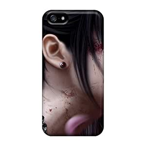 phone covers Dan Larkins Case Cover For iPhone 5c - Retailer Packaging Fantasy Warrior Protective Case