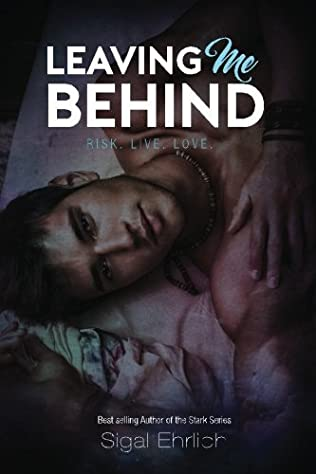 book cover of Leaving Me Behind