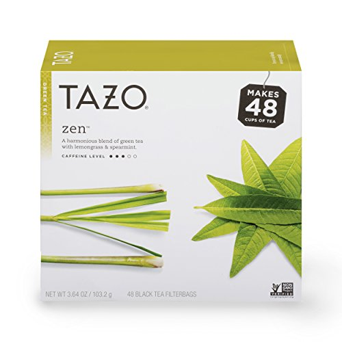 zen green tea filterbags