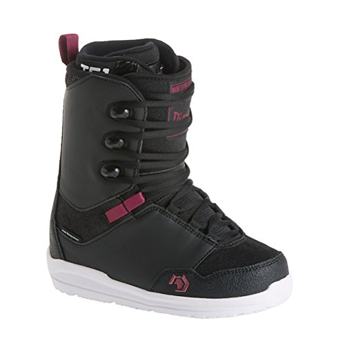 Northwave Dime Womens Snowboard Boots - 8.5/Black
