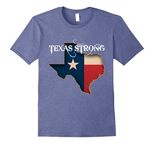 Mens Texas Strong Man Women Houston T-Shirt Gift 3XL Heather - Shopping At Houston