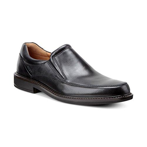 Ecco ECCO HOLTON - Zapatillas de casa de cuero hombre negro