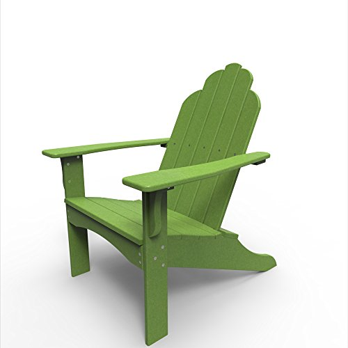 Cheap Yarmouth Adirondack Chair Finish: Lime