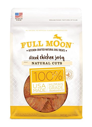 Full Moon Natural Treats Chicken product image