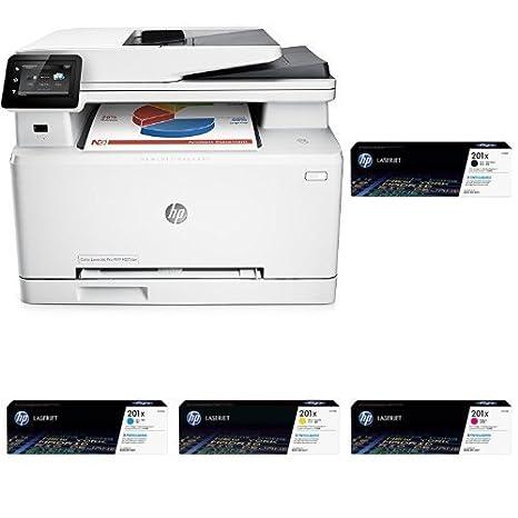 HP Color LaserJet Pro MFP M 277 dw Pack - Impresora multifunción ...