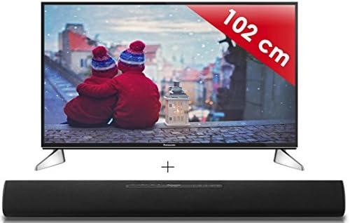 Panasonic Pack televisor tx40ex600e Barra de Sonido schtb8egk: Amazon.es: Electrónica