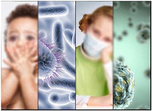 Kabelloser Sterilisator F/ür Smartphones Zur Desinfektion Von Handys Tragbare Sterilisationsbox Mit Masken Und Schmuck KFYMJ Ultravioletter Handy-Sterilisator