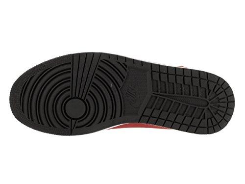 Nike Jordan Mens Jordan Executive Palestra Rosso / Nero / Nero Scarpa Casual 10.5 Uomini Noi