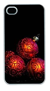 08 20 Christmas Wreath Transparent Clipart Custom For Samsung Galaxy S5 Mini Case Cover Polycarbonate White Halloween gift