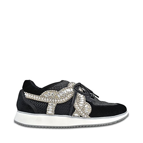 Sophia Webster Sneaker Royalty Schwarz