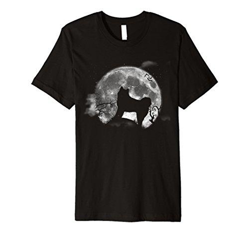 Nikita And Moon Halloween T-Shirt Funny Halloween Dog Tee