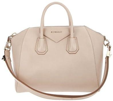 c2d4ce664e2 Givenchy Antigona Beige medium bag: Amazon.co.uk: Shoes & Bags
