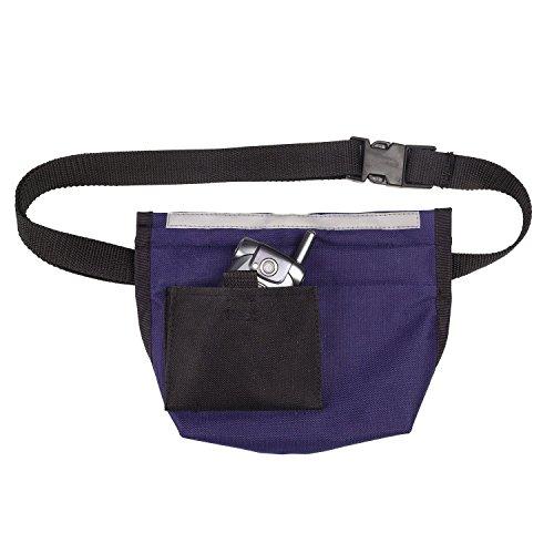 Guardian Gear Terylene Dog Training Treat Bag, Blue