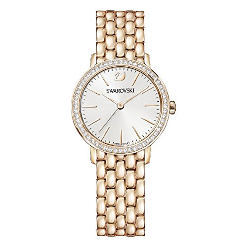 Ladies' Swarovski Graceful Mini Watch, Rose Gold Tone (Mini Ladies Jewelry Watch)