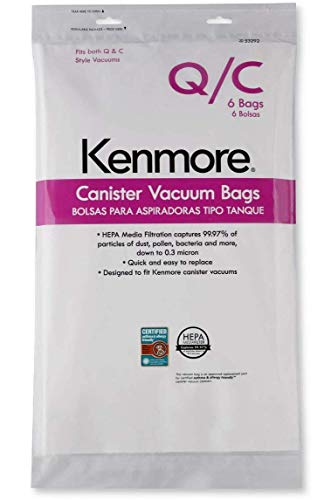 Genuine 6 Pack %D0%9A%D0%B5nm%D0%BEr%D0%B5 Canister Vacuum product image