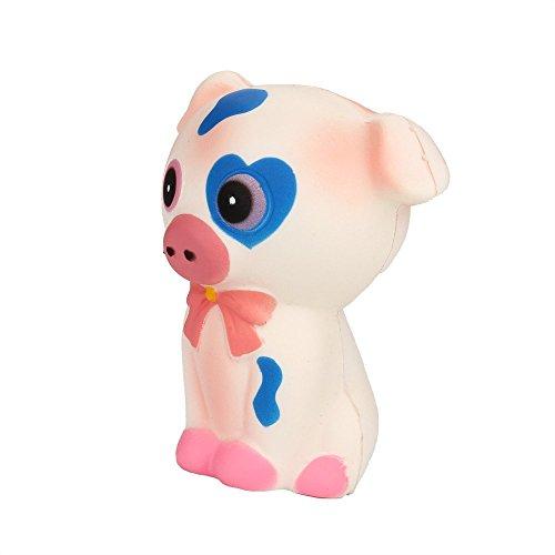 Squishy Porc Charme Animal Squishies Anti Soft Énorme Kawaii Levifun EID2H9
