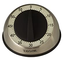TAYLOR TAP5830, Easy-Grip Mechanical Timer