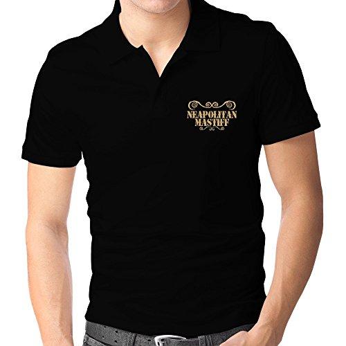 Mastiff Ornaments - Teeburon Neapolitan Mastiff Ornaments Urban Style Polo Shirt